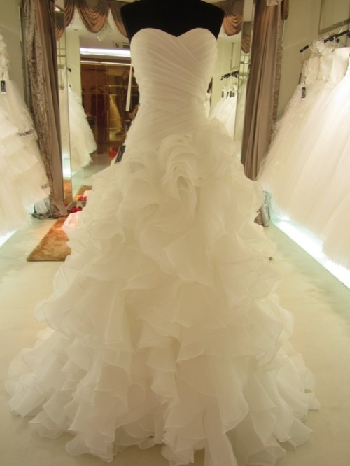 This is my perfect dress
