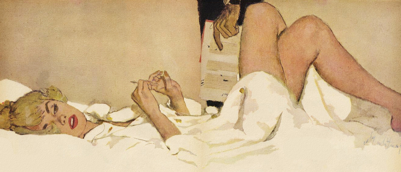 rogerwilkerson:  Time Out, art by Coby Whitmore