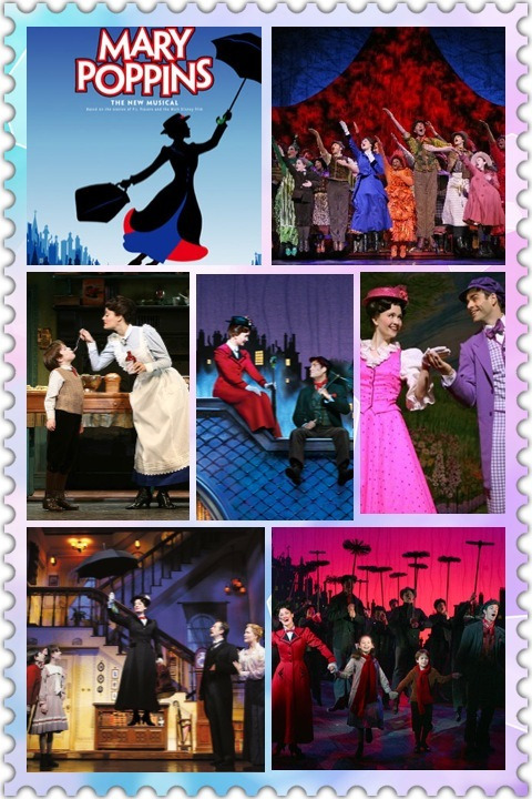 Marry Poppins on Broadway