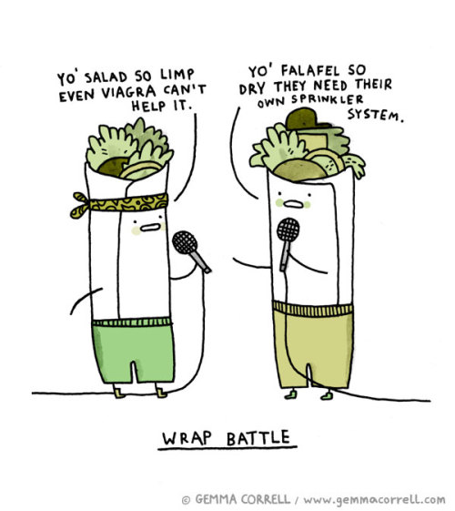 gemmacorrell:  wraps are terrible at wrapping y'know.