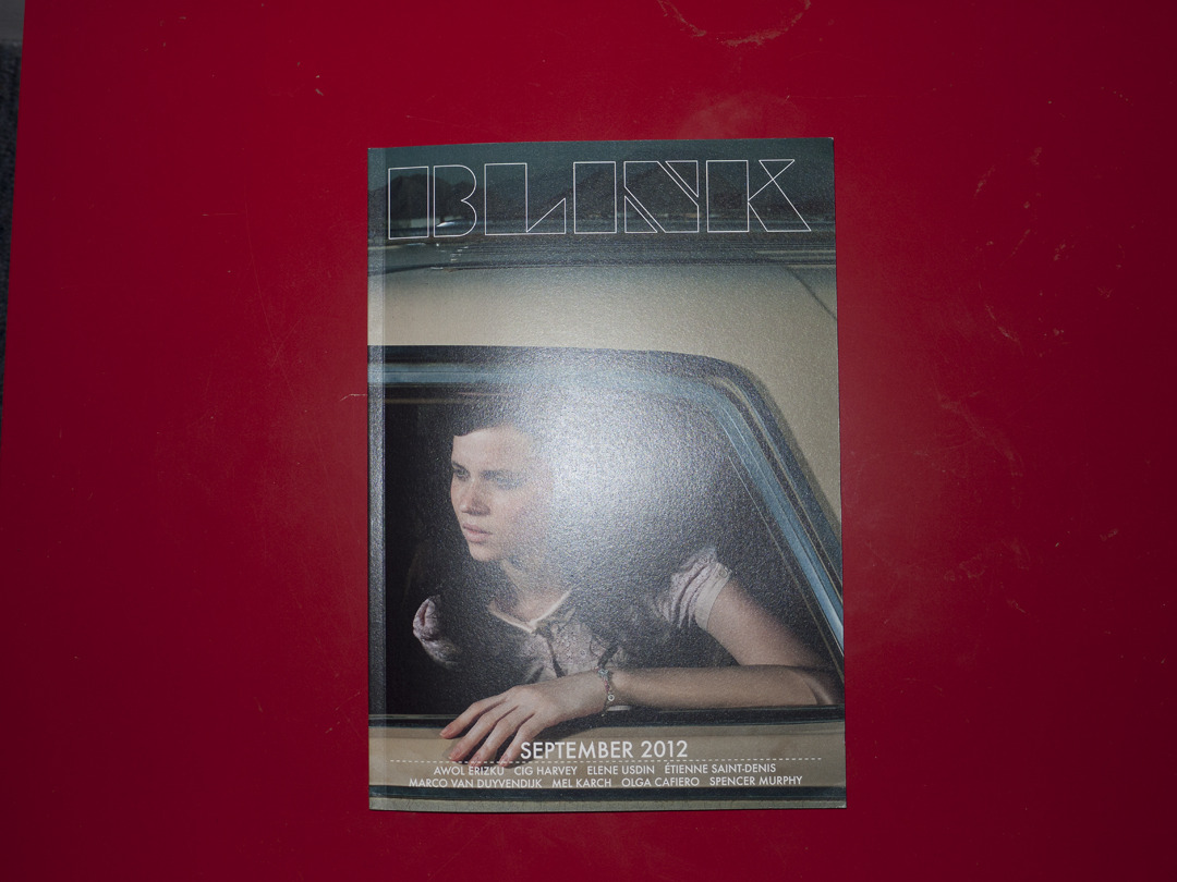 BLINK MAGAZINE OUT NOW!