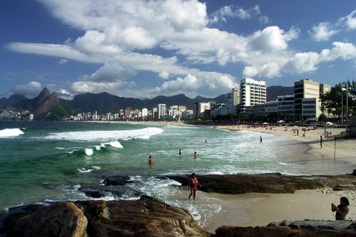 Ipanema by Marcello Perez on Flickr.