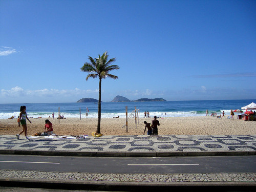 Ipanema by B r u N N o on Flickr.