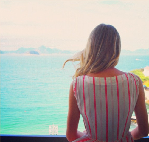 @taylorswift13: Raining today. Missing Brazil.