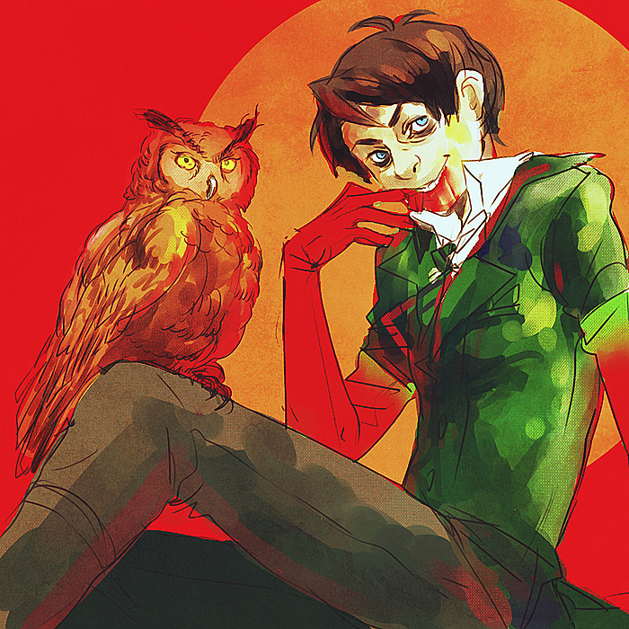 barleytea:  happy birthday owl~~~ UvU