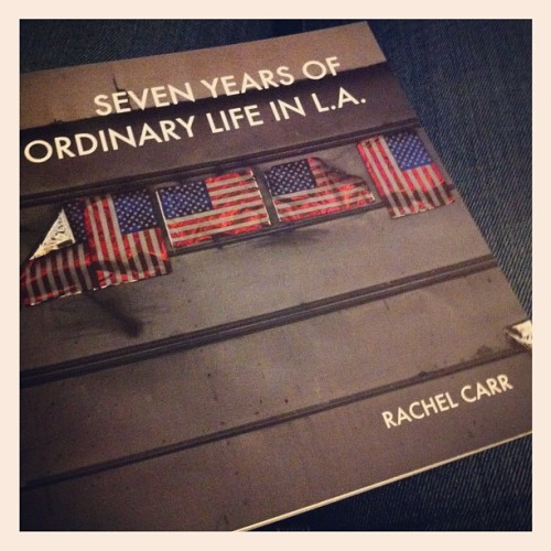 Seven years of ordinary life in LA (Taken with Instagram)