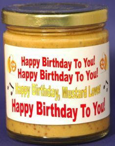 A very special Happy Birthday Mustard, for our very own lostmustard!  Meg, I hope you've had an incredible birthday!