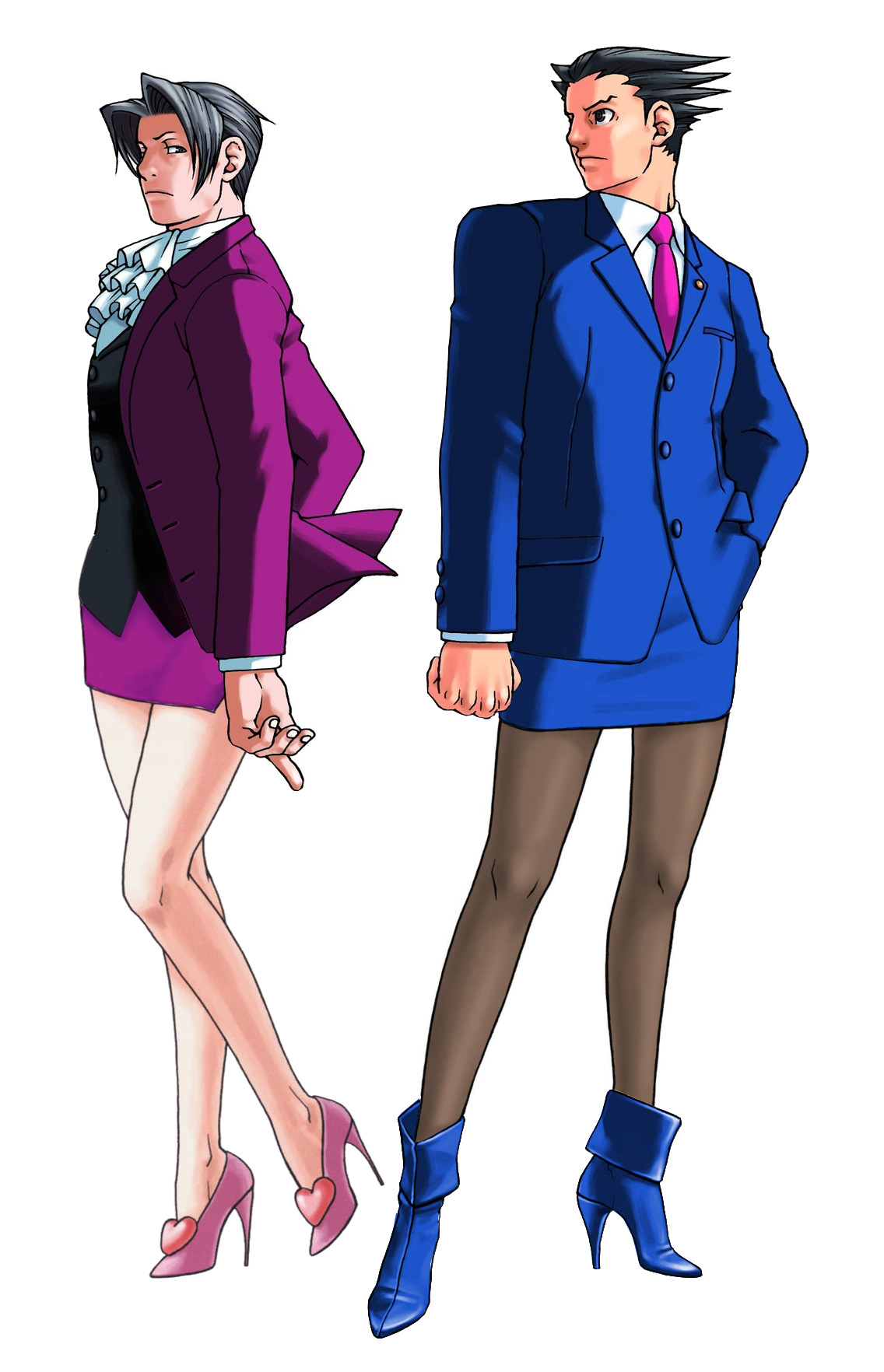 socially-awkward-platypus:  rockerfox999:  ALL THE SINGLE ATTORNEYS  As I was scrolling down, this was not what I was expecting.