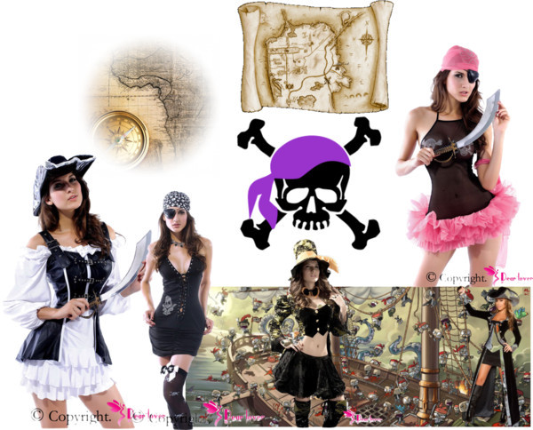 Sexy Pirates by cindywu5050 on PolyvoreDooomcat Pirate Melee