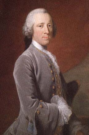 William Cavendish, 4th Duke of Devonshire (1720-1764) served as prime minister of Great Britain from November 175 to May 1757. Cavendish was a nominal prime minister and William Pitt truly held the power in his secretary of state role, allowing him to focus on the Seven Year's War. Source: Encyclopedia Britannica Image