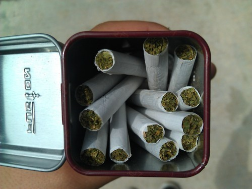 Would you like a smoke? (;