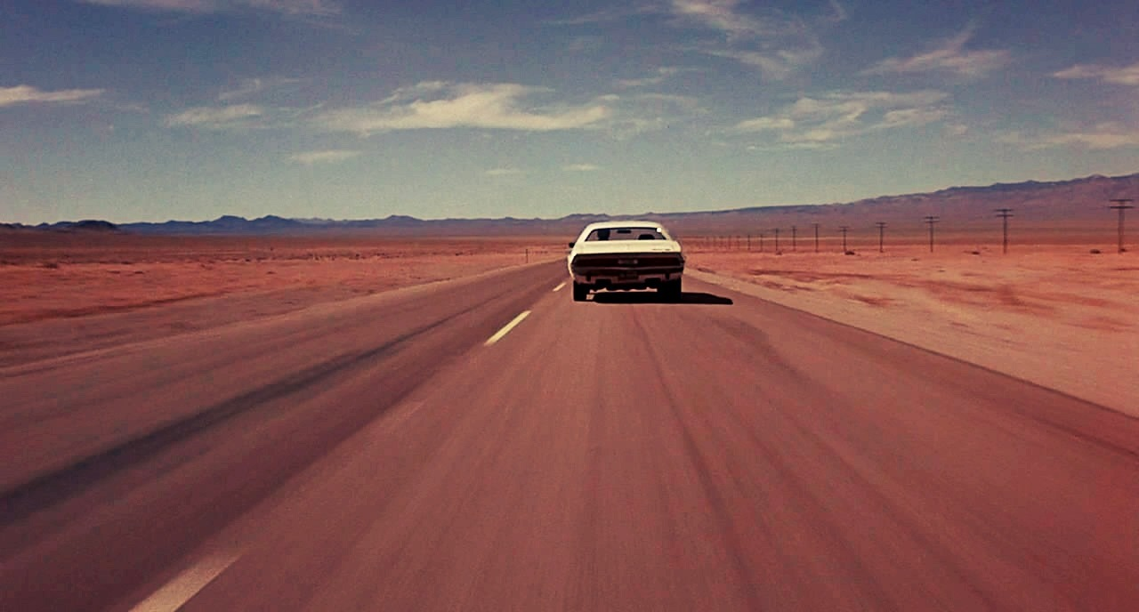hip-:  Vanishing Point, 1971.