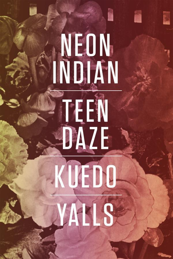 teendaze:  This Friday, I'm playing with Neon Indian (doing a DJ set), Kuedo and Yalls, in San Francisco! Gonna be playing all my danciest songs for all you dancers!RSVP: https://www.facebook.com/events/334134290010269/?ref=ts