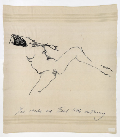 narcotic:  Tracey Emin, Just Like Nothing, 2009.