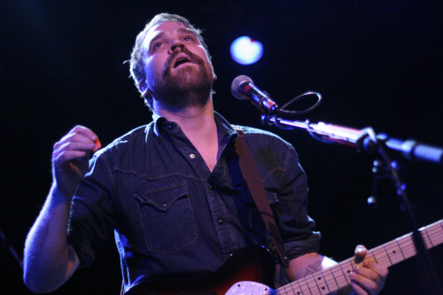 Frightened Rabbit is finally coming back to Seattle next month, and I am so ridiculously excited to finally meet them because my friend Susie is like besties with them. Also, this photo was legit straight outta camera. NEUMOS, FRABBITS, I MISS YOU MY LOVES.