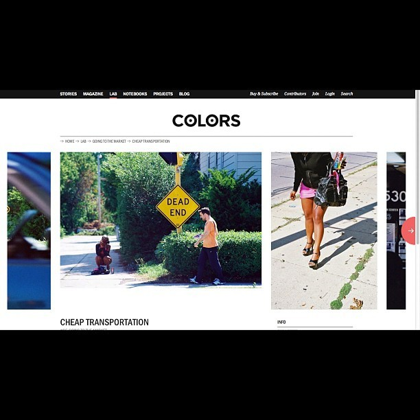 I have a photo series in this online magazine #colorsmagazine #magazine #photoseries #photography #photographer #pictures #art #artist #milwaukee #karlreeves #hooker #sex #naked #girl #stripper (Taken with Instagram)