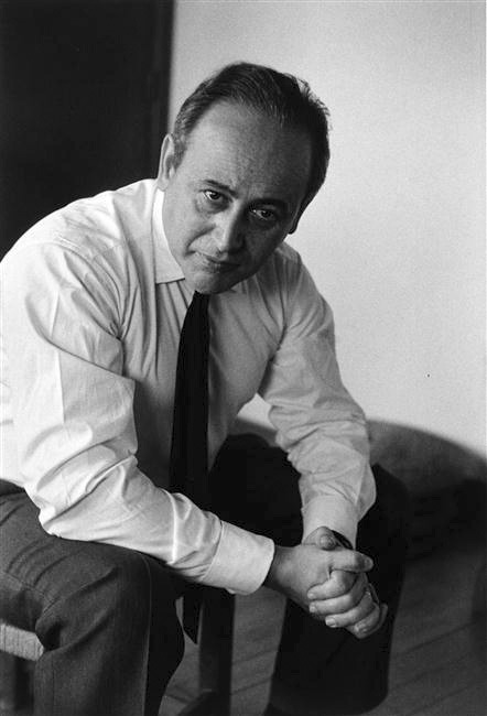 Paul Celan, Paris, 1964 -by Gisèle Freund  With a Variable Key With a variable keyyou unlock the house in whichdrifts the snow of that lefts unspoken.Always what key you choosedepends on the blood that spurtsfrom your eye or your mouth or your ear. You vary the key, you vary the wordthat is free to drift with the flakes.What snowball will form round the worddepends on the wind that rebuffs you. — Paul Celan. From 'Paul Celan: Selected Poems' (transl. by Michael Hamburger and Christopher Middleton, Penguin Books, 1972) [in scribd]  photo from RMN