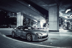 automotivated:  SUPRA NIGHT (by Marcel Lech)