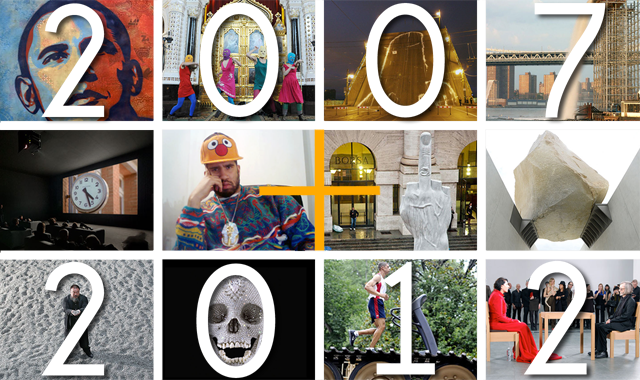 (via The 100 Most Iconic Artworks of the Last 5 Years | Artinfo)