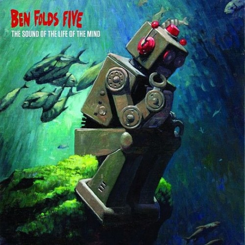 Now listening: Ben Folds Five - The Sound of the Life of the Mind. Awesome. (Taken with Instagram)
