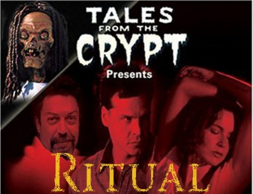 movie number 23/100: Tales From the Crypt Presents: Ritual [2001] tim curry is in it. old, fat tim curry. so, it's okay by me. plus you know i'm a sucker for voodoo and fine black girls. i enjoyed it.