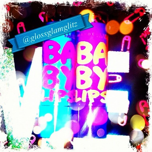 My 2 faves! #babylips #beauty #blue #favorite #fabulous #girly #glam #gloss #instagood #iloveit #kawaii #kisses #love #lips #lipbalm #makeup #orange #peach #pink #purple #yay (Taken with Instagram)
