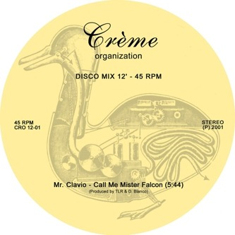 Mr Clavio - Dance Du Canard - 2001 We'll be uploading some classic West Coast Mixes & Radio shows over the coming time. When the internet was still 1.0 there was the Global Darkness forum, a one stop shop for gearfreax, momma's boys and obsessive compulsive music aficionados. 't Was a heavenly place. Those who were there will remember this classic vinyl only mix from 2001. Made by Mr Clavio to celebrate the release of Creme #1 and with that the start of Creme Organization with plenty of Italo, Chicago, Disco & The Hague gems. As you will hear, Mr Clavio didn't shy away from big feelings. Some digital hickups during the recording of this mix couldn't be fixed. TRACKLIST: Klapto - Mister Game Scotch - Penguin Invasion Tapps - Forbidden Lover High Energy - High Energy $tinkworx - Italo Track Phortune - Feel The Bass Phrenic - Mischa ($tinkworx Italo Rmx) Roni Griffith - Spies Alden Tyrell - Faze Me The Immortals - The Ultimate Warlord Parallax Corporation - Destiny Hipnosis - End Title Charlie - Spacer Woman Connie - Rock Me Ferrara - Love Attack Macho - I'm A Man Jungle Wonz - The Jungle Pleasure Zone - I Can't Understand Professor Of Acid - Drug Store Easy Going - Fear DOWNLOAD HERE (Source: Creme Organization)