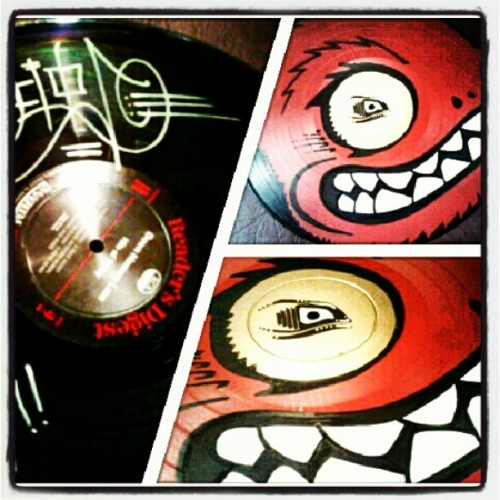 #art #record #graffiti #character #Kloser #drawing #paint #gift #tag #design #Tucson #BYPhotography  (Taken with Instagram)