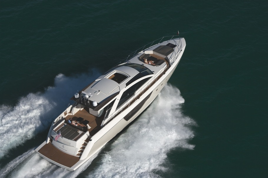Luxury Yacht Alpha 76 Express