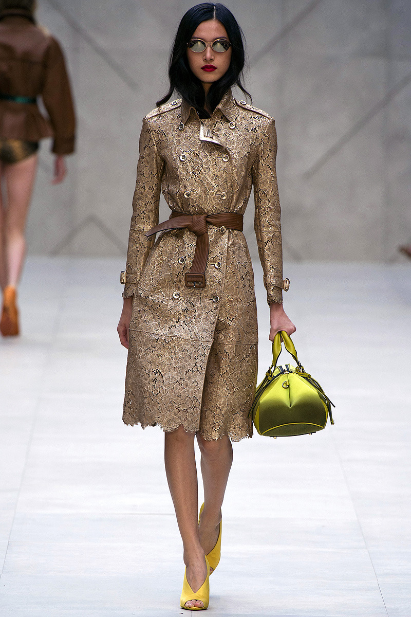 Burberry Prorsum Primavera/Verano 2013 Semana de la Moda de Londres ….. Burberry Prorsum Spring/Summer 2013 London Fashion Week