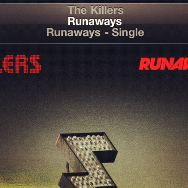 New fave  song of all time  (Taken with Instagram)
