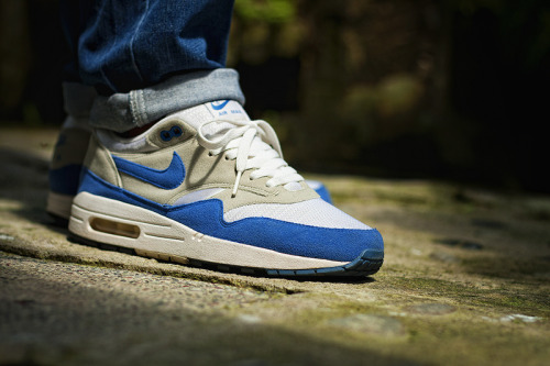 sweetsoles:  Nike Air Max 1 HOA Blue (by msgt16)