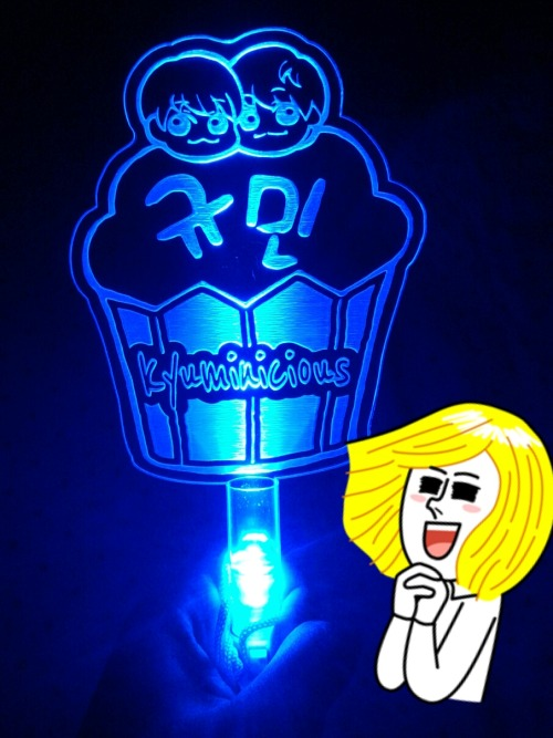 real pic for lightstick ^^
