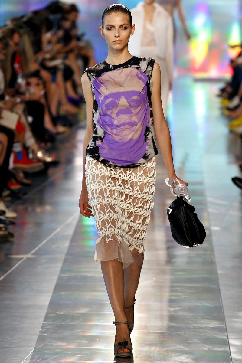CHRISTOPHER KANE Soon-to-Be SOLD OUT Monster Print * FRANKENSTEIN Spring 2013