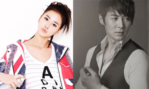 Shinhwa's Junjin and SPICA's Joohyun are dating! For me, this was just a little bit strange, he's 32 and she's 26, which is certainly a bit of an age gap, but it's accentuated because of SPICA's girly look, which makes her look more like a twenty year old…