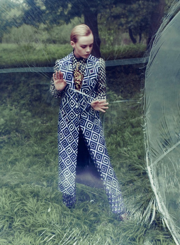 midnight-charm:  Carey Mulligan by Craig McDean for Another F/W 2012