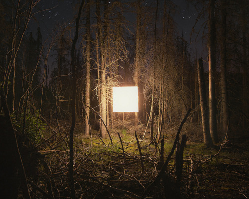 augustation:  Series: 'Alternative Landscapes' by Benoit Paillé