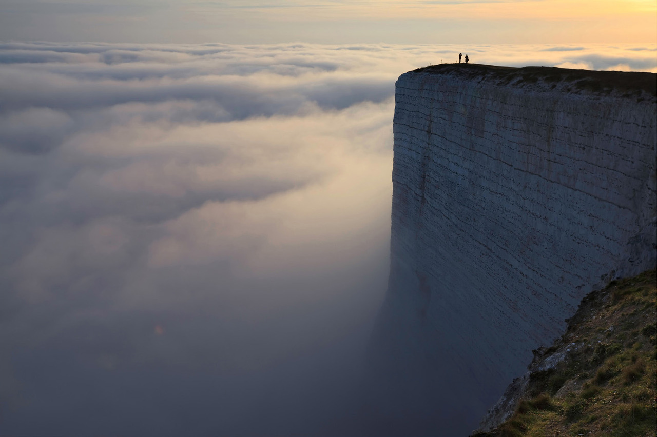 Beachy Head – East Sussex by Rhys Davies « Simotron