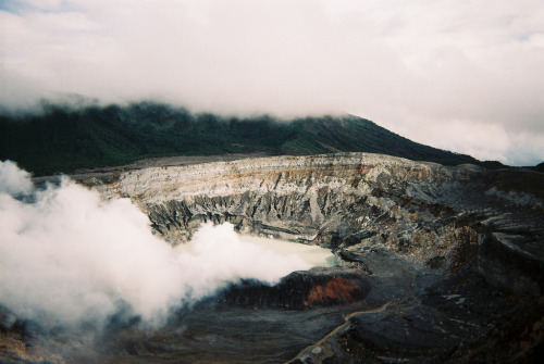 goldhands:  Volcan Poas (by Riccy Wings)