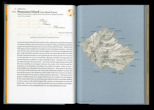 From Atlas of Remote Islands: Fifty Islands I Have Not Visited and Never Will by Judith Schalansky