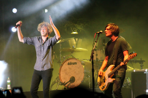 Relient K performing at Rock The Universe at Universal Studios Orlando FL Photos by Su Lind