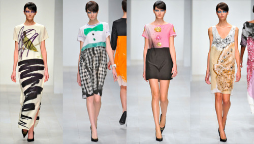 Styloko Blog: LONDON FASHION WEEK SS13: ANTONI & ALISON