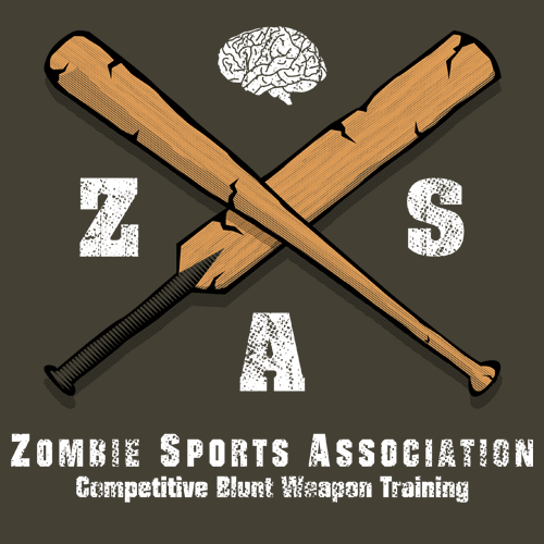 robotrobotrobot:  Zombie Sports Association available at redbubble.