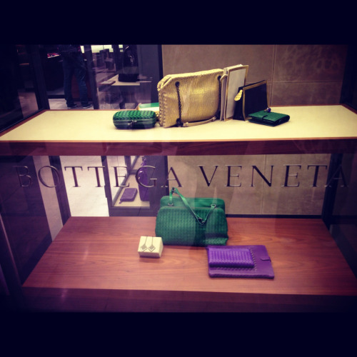 Bottega Veneta at Galeries Lafayette in Paris