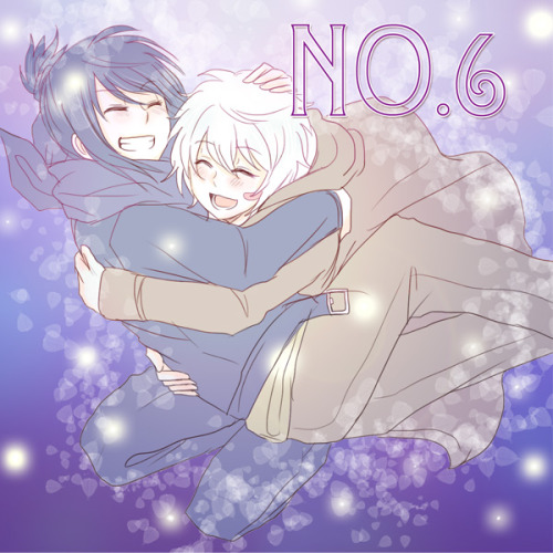shion-of-no6:  by オウギ.