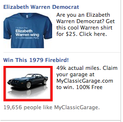 #88. Elizabeth Warren and muscle cars