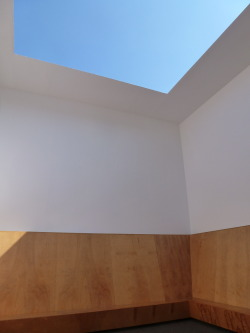 atnnyc:  James Turrell, Meeting, MoMA PS1