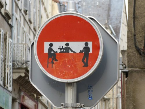In Poitiers, France. (STREET ART UTOPIA)