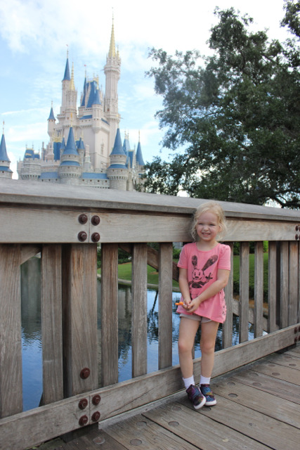 We're back from our super fun Disney vacation! Amelia really enjoyed her early 5th birthday celebration, (her actual birthday is 3 weeks away), and we are already planning our next trip back to the happiest place on earth! I'll be back soon with a post on the new Disney resort we stayed at, and some more photos of our trips to the different Disney parks. (we visited three!)