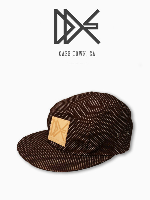 DDE Clothing, SA POKA 5 PANEL CAP CREATED BY DarkDaysExit.tumblr // Twitter // Facebook